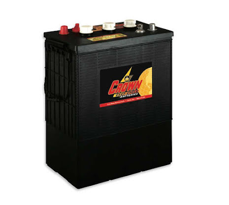 Deep-cycle batteri 6V/390Ah