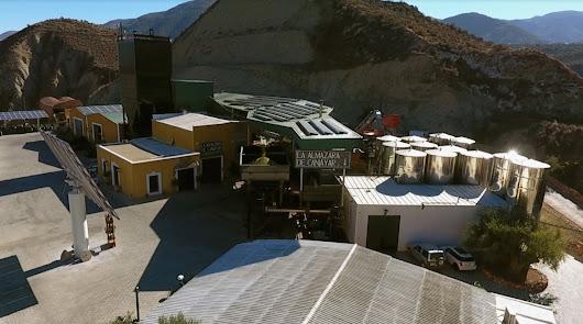 La Almazara de Canjáyar, aceite de oliva de Almería que gusta en todo el mundo