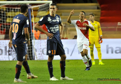 Monaco verloor tegen Montpellier na lang op voorsprong gestaan te hebben