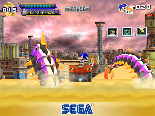 Sonic The Hedgehog 4 Episode II screenshot 10
