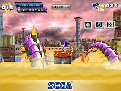 Sonic The Hedgehog 4 Episode II App Latest Version Download For Android and iPhone 10