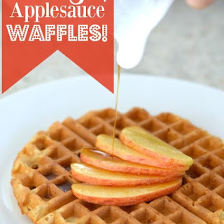 Applesauce Waffles Recipes