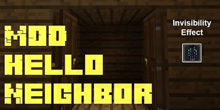 MOD for MCPE Hello Neighbor 5 0 latest apk download for