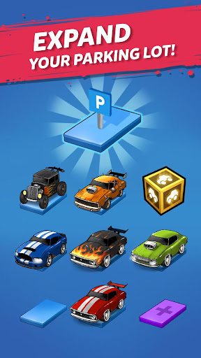 Code Triche Merge Muscle Car APK MOD screenshots 2