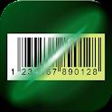 QR code barcode hacking prank icon