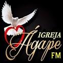 Rádio Igreja Ágape FM icon