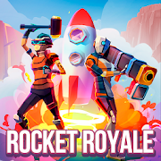 Rocket Royale [Menu Mod] For Android