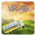 Simulator Bus Hill Climb Race icon