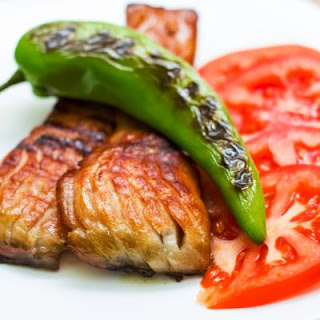 Spicy Grilled Tilapia