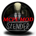Slender man minecraft PE mod icon