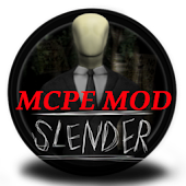 Slender man minecraft PE mod APK for Bluestacks