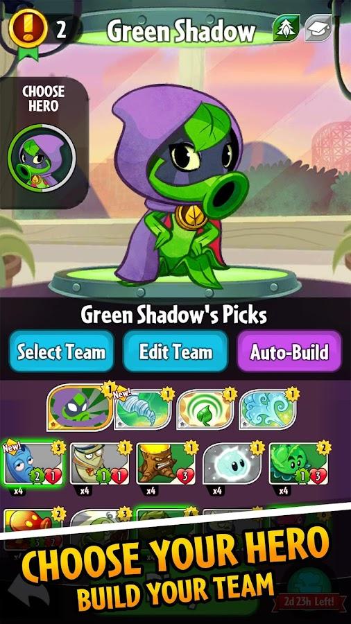 Plants vs. Zombies™ Heroes- tangkapan layar