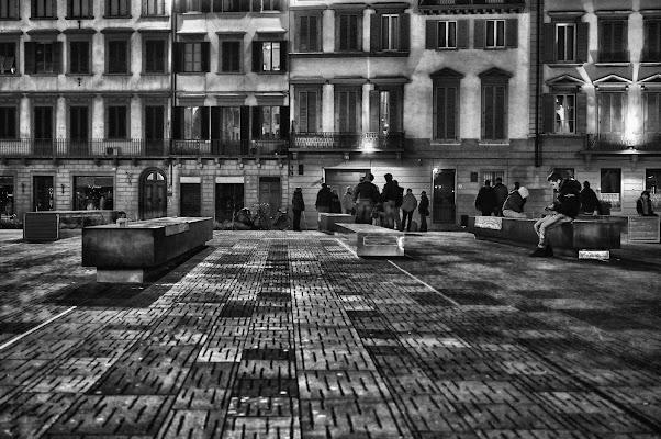 Prospettive notturne di Andrea Frati