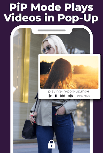 Video Player for Android: All Format Video Player 2.4.2 screenshots 7