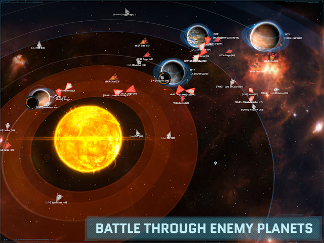 android VEGA Conflict Screenshot 4