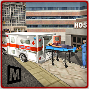 Ambulance Rescue 3D 2016 for PC and MAC