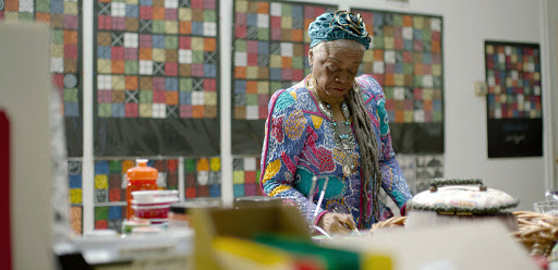 Faith Ringgold - Lifestyle