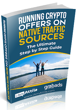 , FREE GUIDE on How to Run Crypto on Native Traffic Sources!