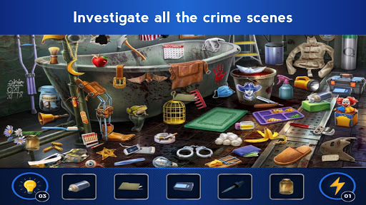 Mystery Crime Case - Real Criminal Investigation 1.3 screenshots 1