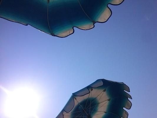 Nel blu dipinto di blu... di Nicca