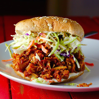 Barbecue Pulled Jackfruit