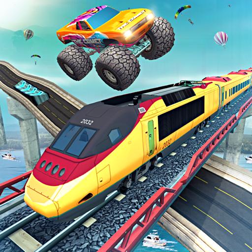 Train v/s Car Racing