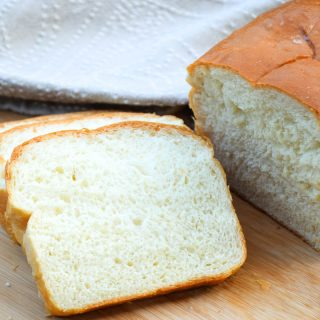 Homemade Soft White Bread