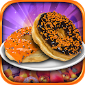 Halloween Donut Maker - Kids icon