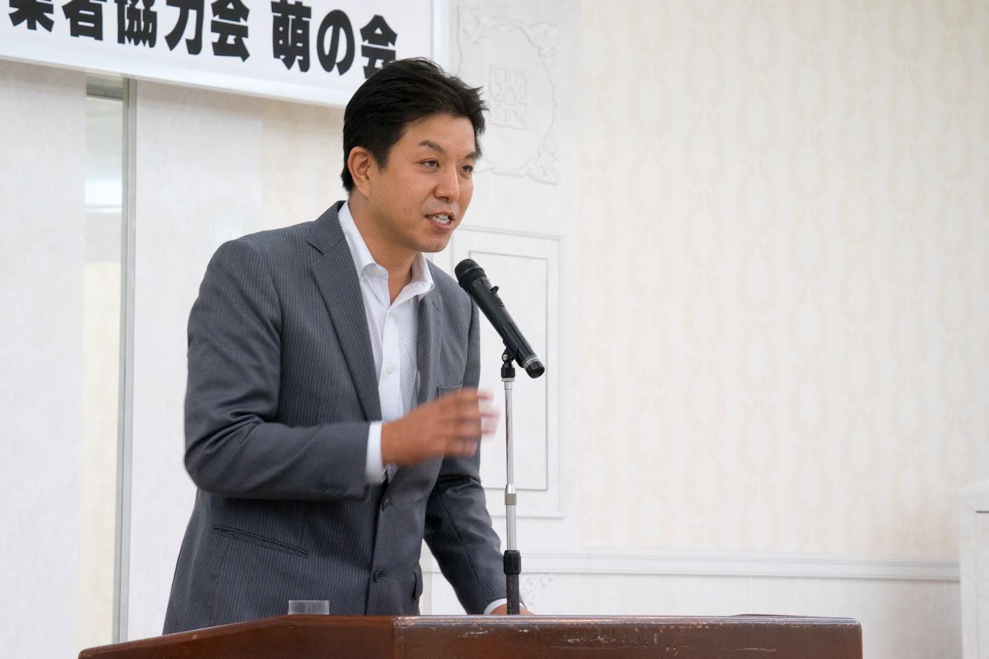 ナチュラルコープヨコハマ・結城 専務理事