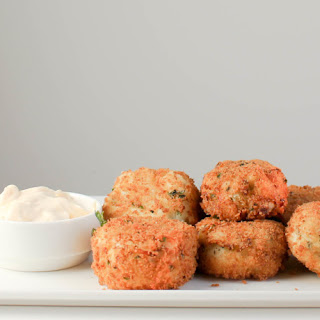 Salt Cod Fish Cakes Recipe