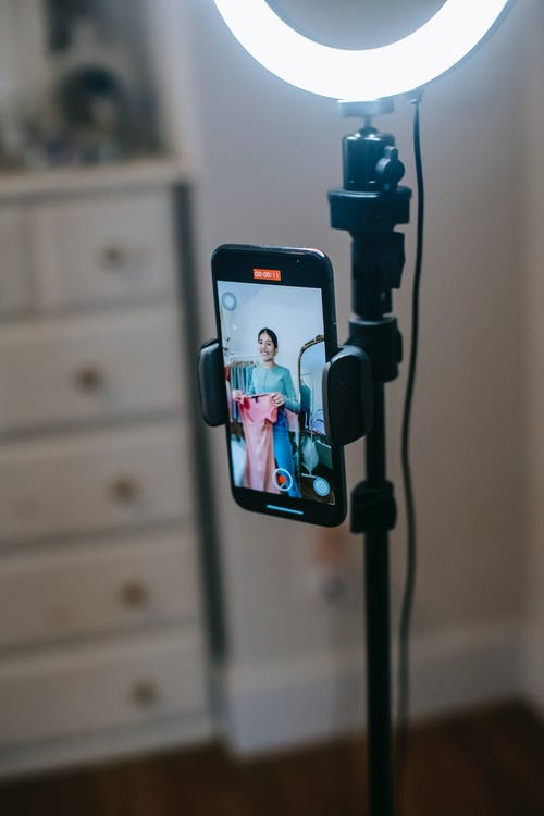 Vlogging Technik