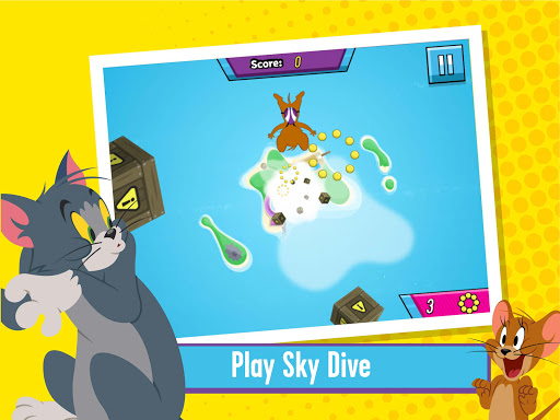Boomerang All-Stars: Tom and Jerry Sports 2.0.4 screenshots 12