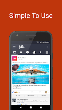 Fella for Facebook (Beta) APK screenshot thumbnail 7