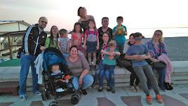 Familias con hijos transexuales en Almería (hay, al menos, otras tres familias).