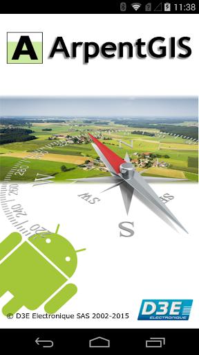 ArpentGIS Mobile screenshot 1