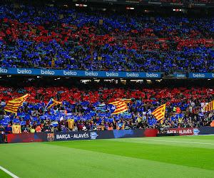 Cinq joueurs du FC Barcelone positifs au coronavirus
