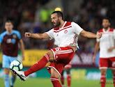 Jagos Vukovic (Olympiakos) a marqué un but contre son camp