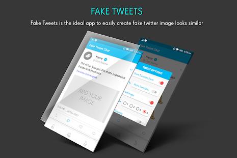 Fake Tweets