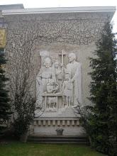 Photo: Szent István király Gellértre bízza fia, Imre neveltetését, Borbereki Kovács Zoltán (1943)