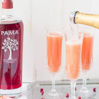 PAMA Pomegranate Mimosa.