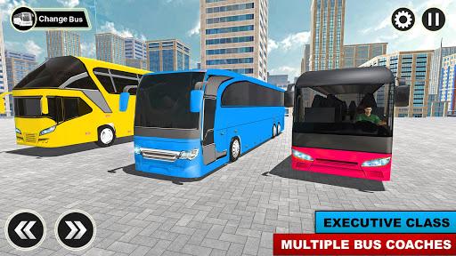 City Passenger Coach Bus Simulator: Bus Driving 3D apkpoly screenshots 10