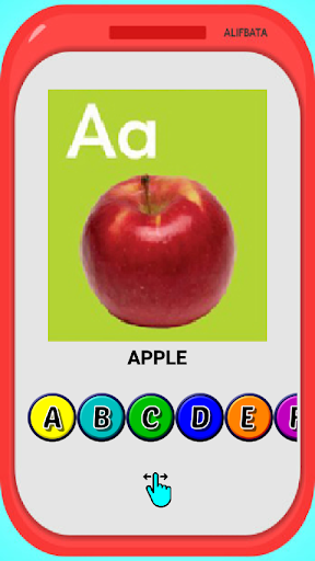 Phone for Toddlers - Alphabet, Numbers, Animals 1.0 screenshots 3