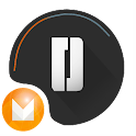 Material Darkness CM13 Theme icon