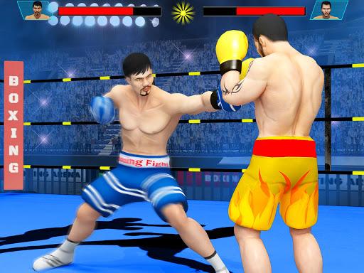 Ninja Punch Boxing Warrior: Kung Fu Karate Fighter 2.6 Screenshots 8