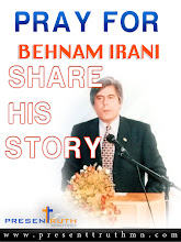 Photo: Pastor Behnam Irani is in Ghezal Hezar prison in Iran. He is suffering with a chronic ulcer in his intestines. Please pray for him. http://presenttruthmn.com/behnam-irani