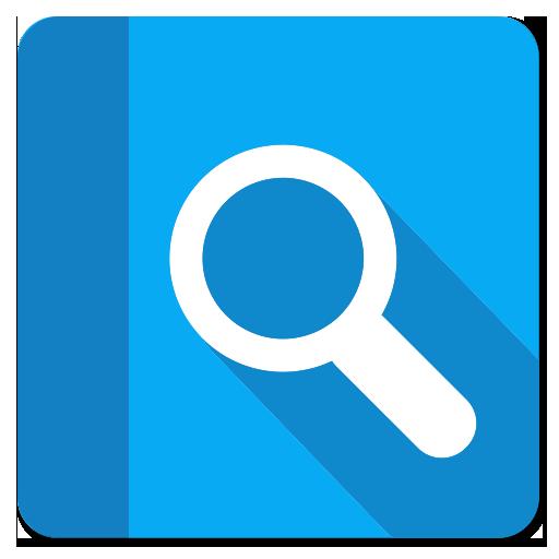 深藍詞典 書籍 App LOGO-APP試玩