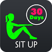 30 Day Sit Up Challenges