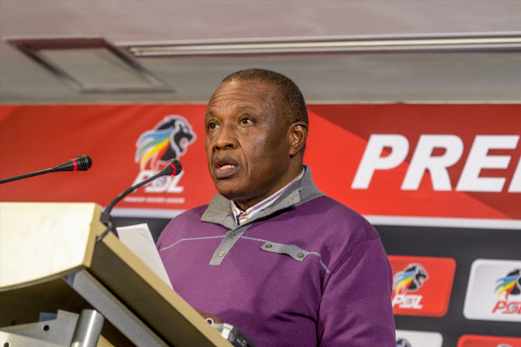 PSL chairman Irvin Khoza is blaming Tendai Ndoro for the mess that the league and Ajax Cape Town find themselves in.