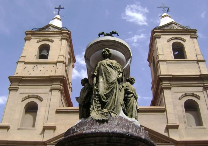 Resultado de imagen para Convento de Santo Domingo en Buenos Aires