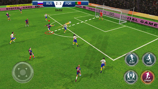 Play Soccer Cup 2020: Football League apkmr screenshots 3